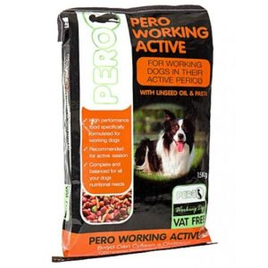 Pero Working Dog Active 15kg