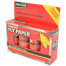 Pest Stop Fly Papers