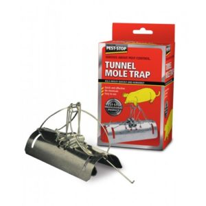 Pest Stop Tunnel Style Mole Trap