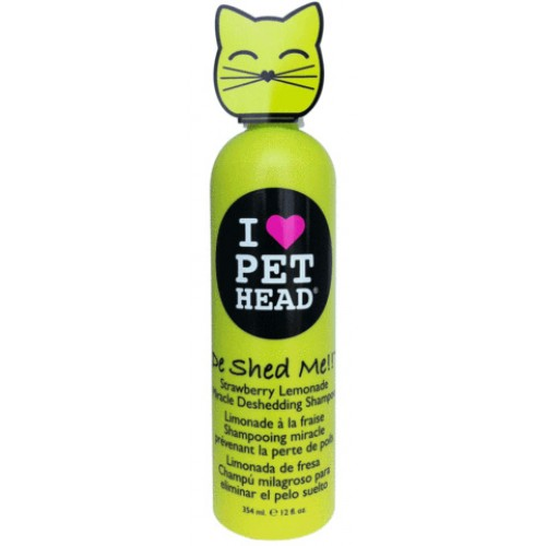 Pet Head Cat Dry Clean Spray Bluberry Muffin Shampoo 450ml