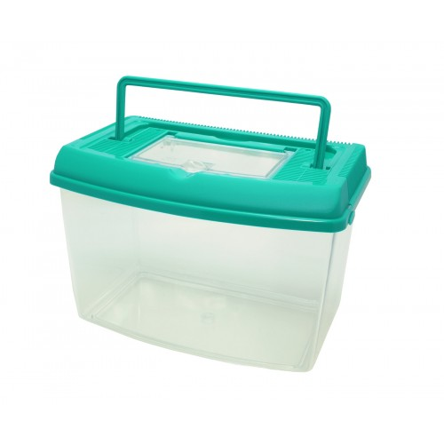 Pet Keeper Plastic Tank Med