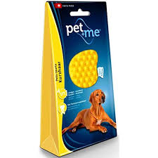 Pet + Me Multifunctional Grooming Brush Dog Short Hair