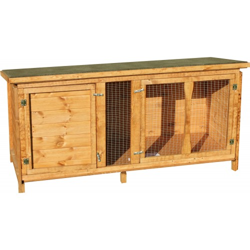 Pet Specialist Manor Hutch 161 X 70 X74cm