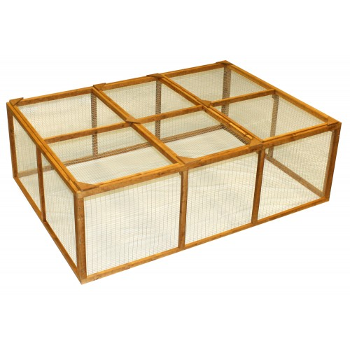 Pet Specialist Meadow Play Run 173 X 122 X 56cm