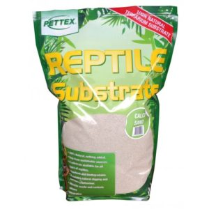 Pettex Reptile Substrate Calci Sand 10ltr