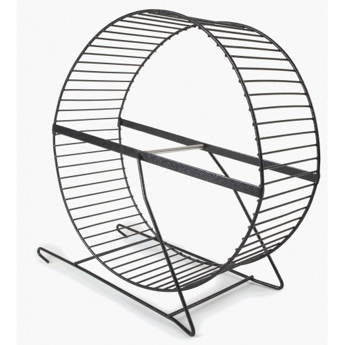 Rat Play Wheel And Stand Metal