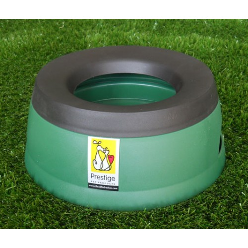 Road Refresher Non Spill Water Bowl Green Large