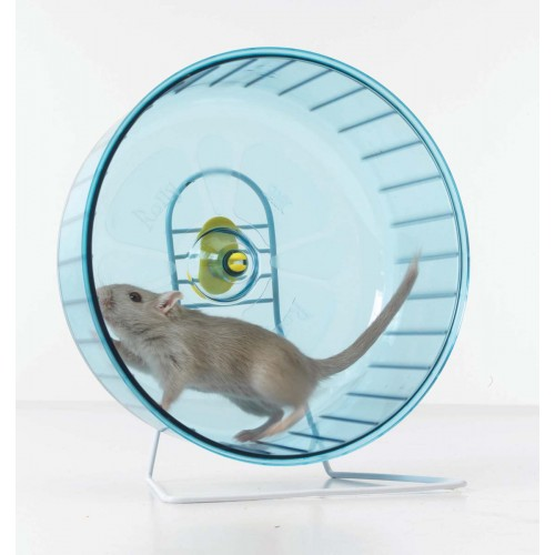 Rolly Giant & Stand Exercise Wheel 27.5cm