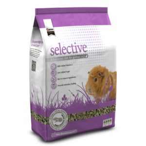 Science Selective Guinea Pig With Dandelion 10kg