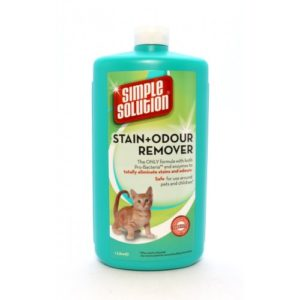 Simple Solution Cat Stain & Odour Remover 1ltr