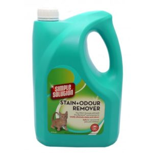 Simple Solution Cat Stain & Odour Remover 4ltr