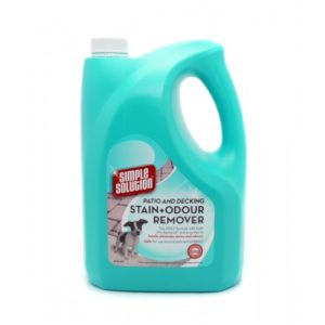 Simple Solution Patio & Decking Stain & Odour Remover 4ltr