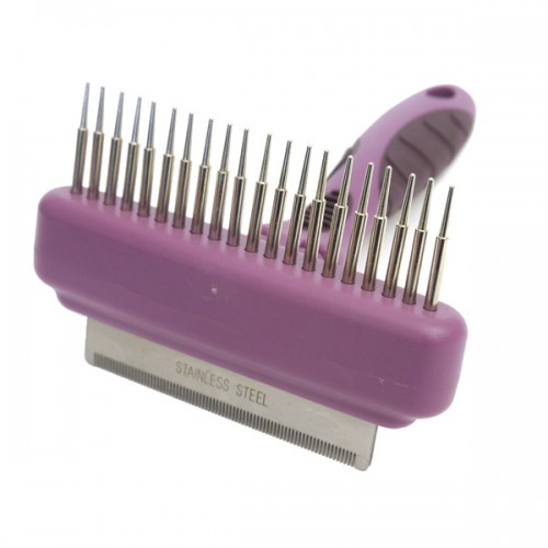 Soft Protection Combo Comb & Moult Stoppa Large
