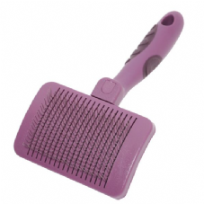 Soft Protection Salon Self Cleaning Brush Med