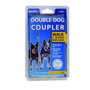 Sporn Double Dog Coupler Lge