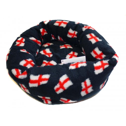 St George Snuggle Bed Fleece Small