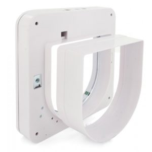 Staywell Smart Flap Cat Flap Tunnel Extension White