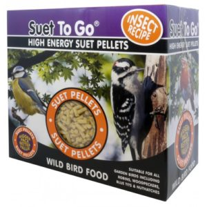 Suet To Go Pellets With Insects Boxed 3kg