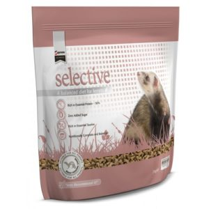 Supreme Science Selective Ferret Chicken & Turkey 2kg