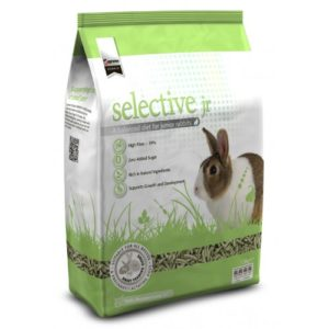 Supreme Science Selective Junior Rabbit With Spinach 1.5kg
