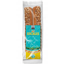 Supreme Stickles With Honey & Seeds 100g
