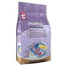 Tetra Pond Variety Sticks 25ltr