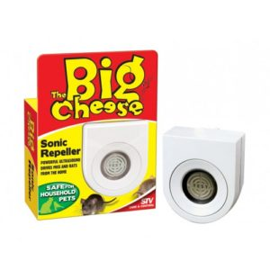 The Big Cheese Sonic Mouse & Rat Repeller