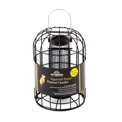 Tom Chambers Squirrel Proof Peanut Feeder