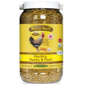 Verm-X Keep-well For Poultry 1.5kg