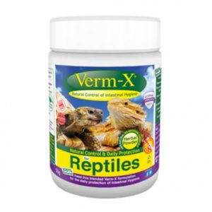 Verm-X Powder For Reptiles 25g