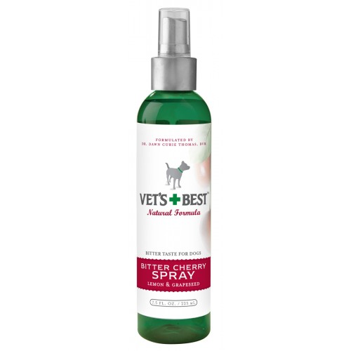 Vets Best Dog Bitter Cherry Spray 225ml