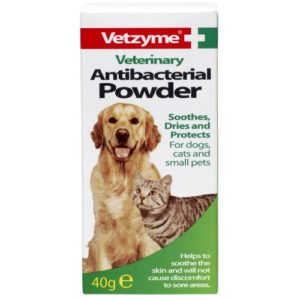Vetzyme Pet Anti-bacterial Powder 40g