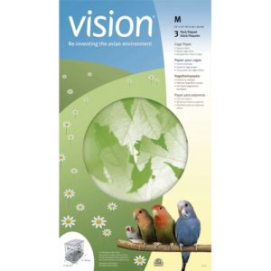 Vision Cage Paper For Medium Vision Cages 83250/255