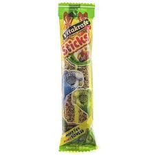Vitakraft Budgie Fruit Sticks 2 Pack x7