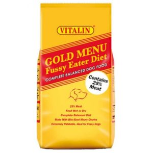 Vitalin Gold Menu With 25% Meat 2.5kg