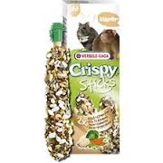 Vl Crispy Sticks Guinea Pig & Chinchilla Citrus Fruit 2pk