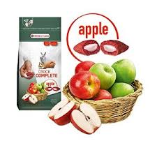 Vl Crock Complete Small Animal Treat Apple 50g x9