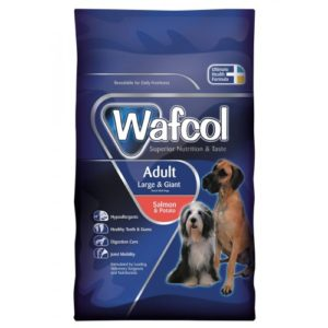 Wafcol Adult Large/gnt Salmon & Potato 2.5kg