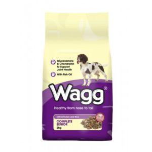 Wagg Complete Light & Senior 15kg