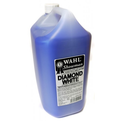 Wahl Concentrated Diamond White Shampoo 5ltr
