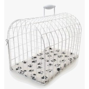 Wire Carrier Domed Large 48x30x35cm