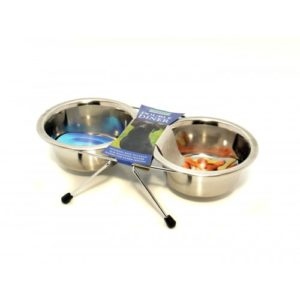 Wire Double Diner Lge