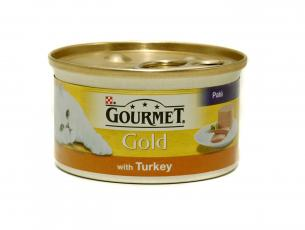 Gourmet Gold Can Turkey Pate 85g
