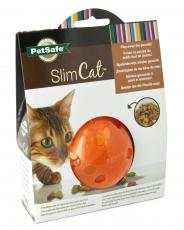 Petsafe Slimcat Treat Ball Orange