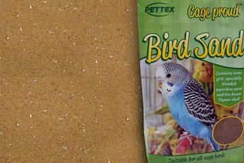 Aviary Bird Sand Cage Proud 10kg