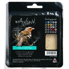 Mayfield Suet Tray With Insect Single