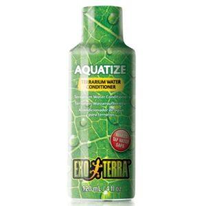 Exo Terra Aquatize Terrarium Water Conditioner