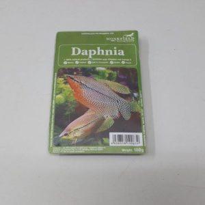Frozen daphnia 100gms blister pack