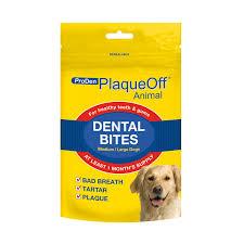 Proden Plaqueoff Animal Dental Bites 150g