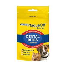 Proden Plaqueoff Animal Dental Bites 60g